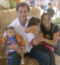 Marcus Santamaria Family