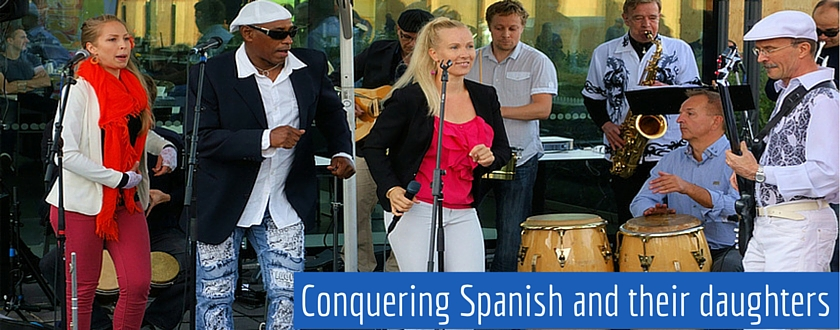 Conquering SPanish and Their Daughters