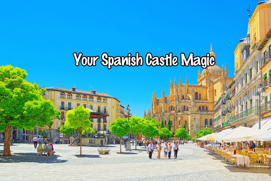 Your Spanish Castle Magic - Synergy Spanish Systems