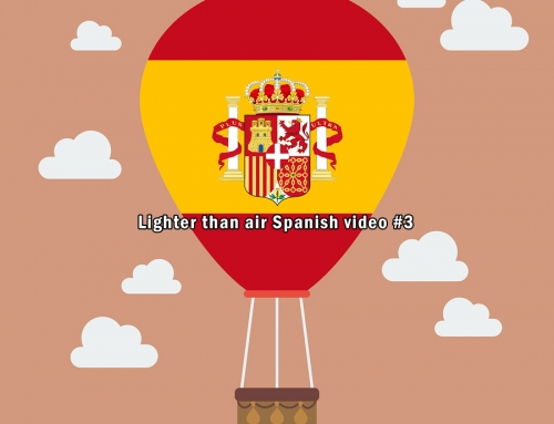 Free Video: Lighter than Air Spanish #3