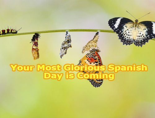 Your Most Glorious Spanish Day is Coming
