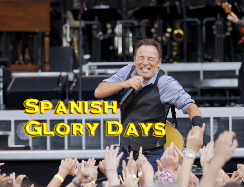 Spanish Glory Days by Bruce Springsteen