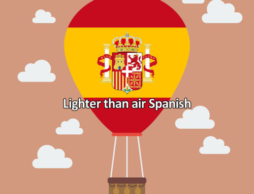 Lighter than air Spanish series